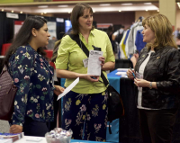 Exhibit Hall, 2017 ABSA International Conference