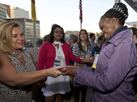 New Member Reception, 2017 ABSA International Conference