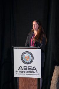 ABSAconference2018-AwardsGrossStudent-LWallis