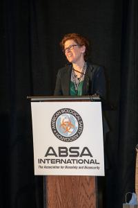 ABSAconference2018-AwardsGriffinLecture-JFischer