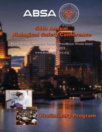 ABSA 2015 Preliminary Program