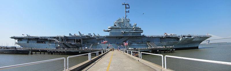 ABSA International - Banquet at the USS Yorktown